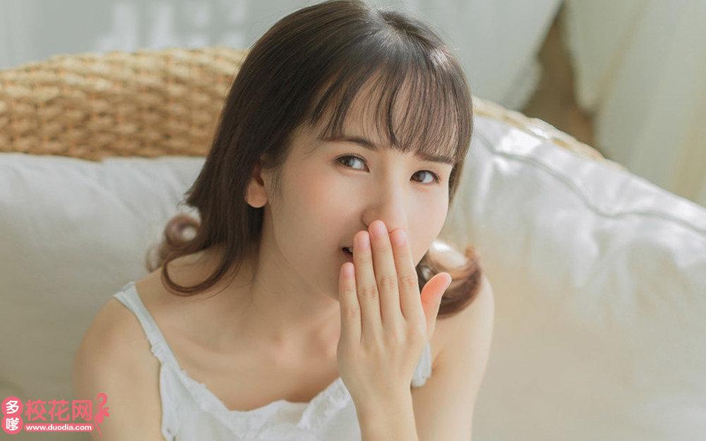 广州市第七十九中学美女校花高治月写真