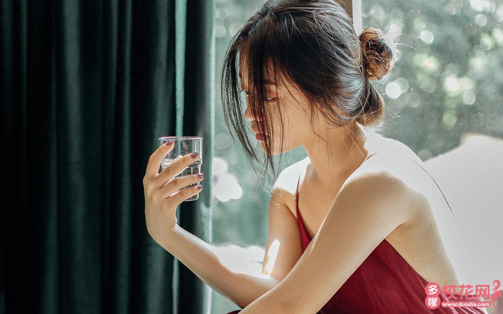 花都区新华中学美女校花陈诗琪私人摄影