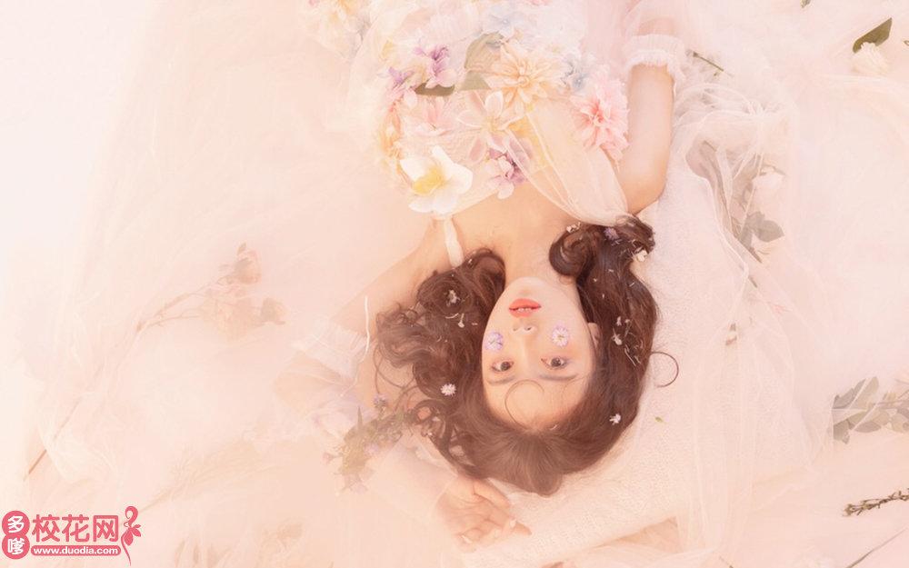 广州市第四中学美女校花刘书芬写真