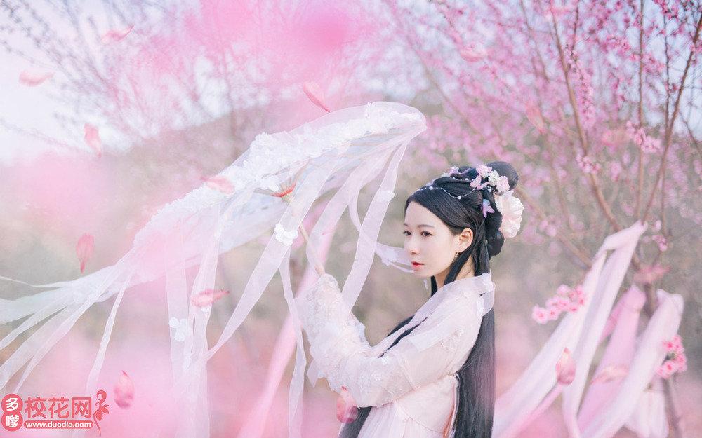 浏阳市第十五中学美女校花高湘姬写真套图