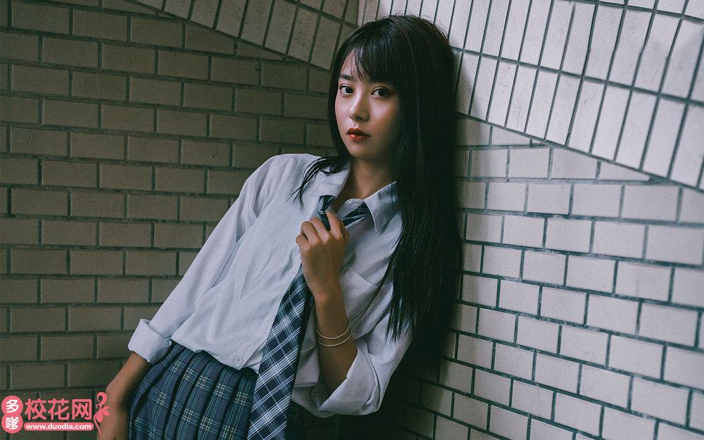 浏阳市第十中学美女校花李凤旋写真
