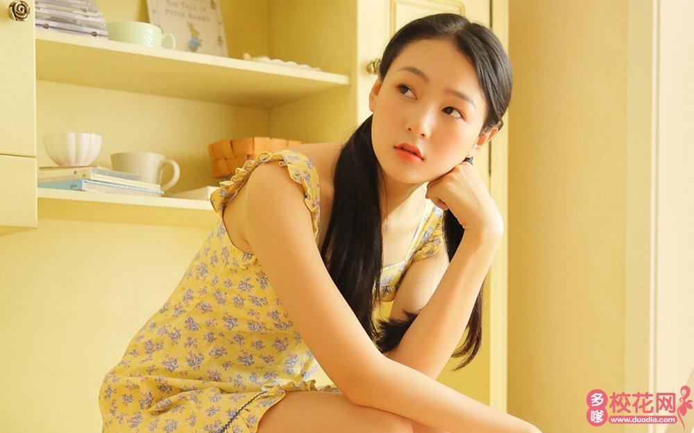 宁乡职业中专学校十二中高中部美女校花徐舞妹艺术写真