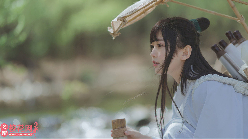 武汉中学分校美女校花施李珠私房写真