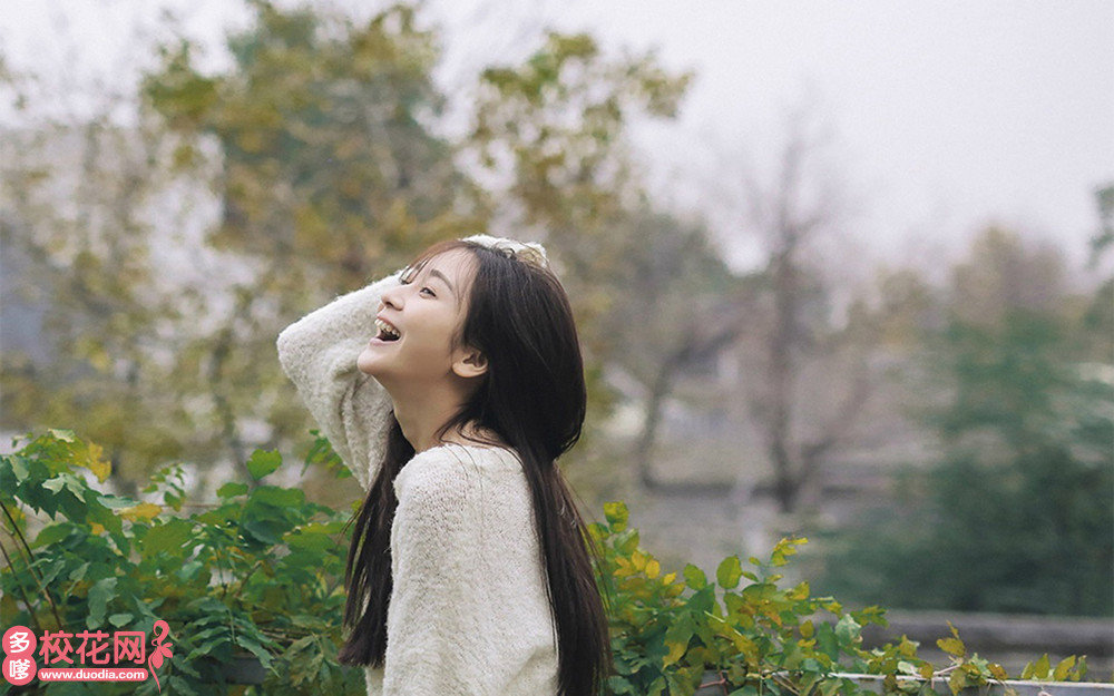 成都文理学院美女校花刘丽叶个人摄影