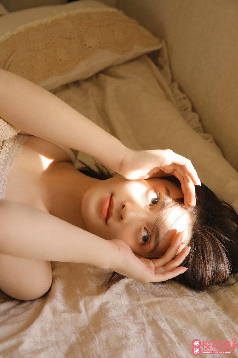 和林县第一中学美女校花辛兰妹高清写真