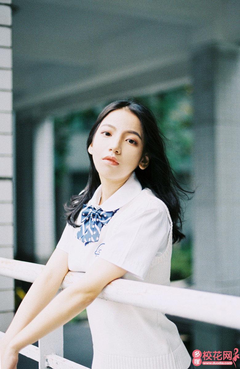 上海音乐学院美女校花陈科娅写真