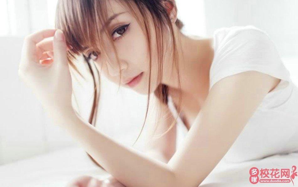 南安市金鳌中学美女校花黄宇涵私房照
