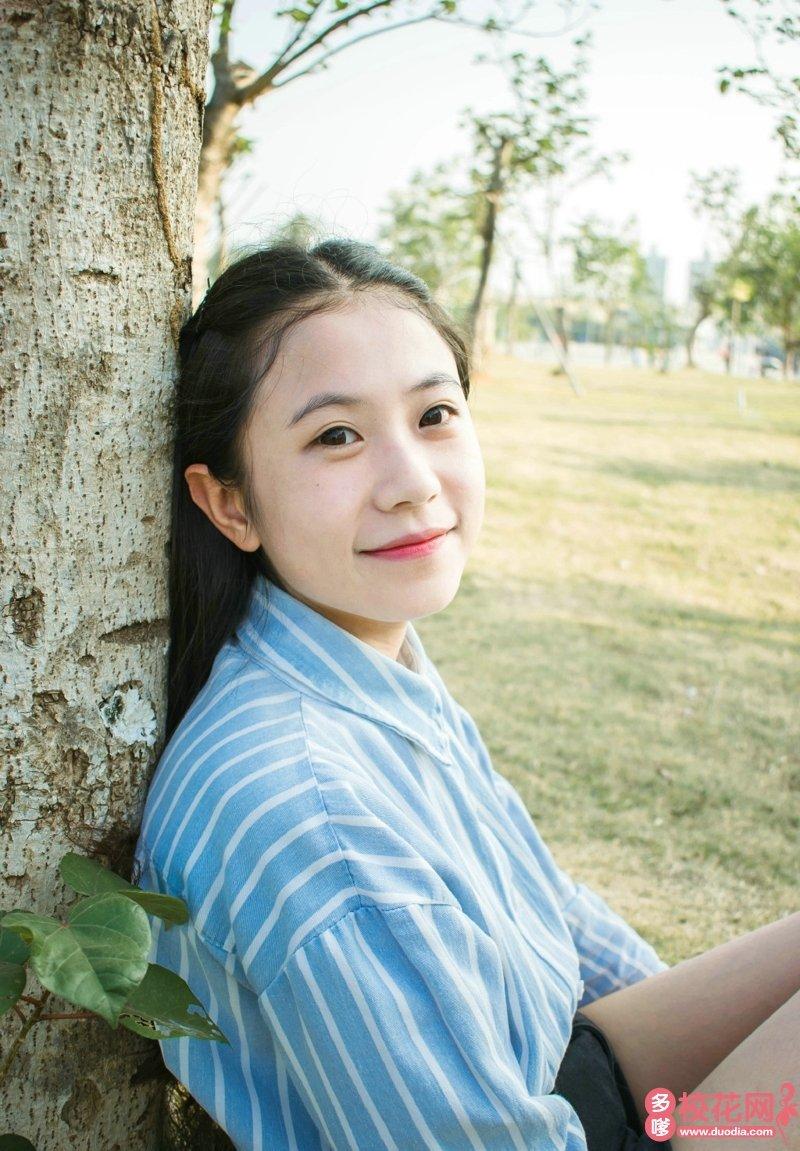 德化县第五中学美女校花郑舞南私房照片
