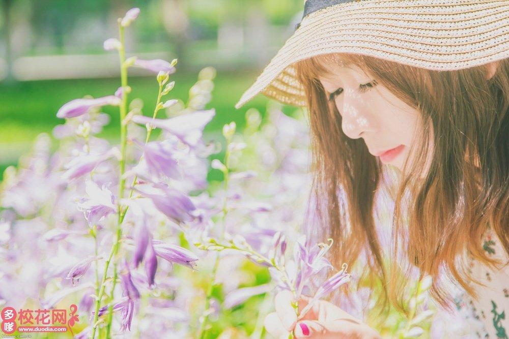 惠安县山霞中学美女校花马凤敏艺术写真