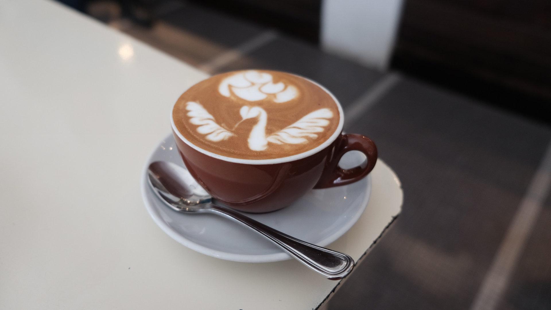 醇香浓郁的咖啡高清图片大全
