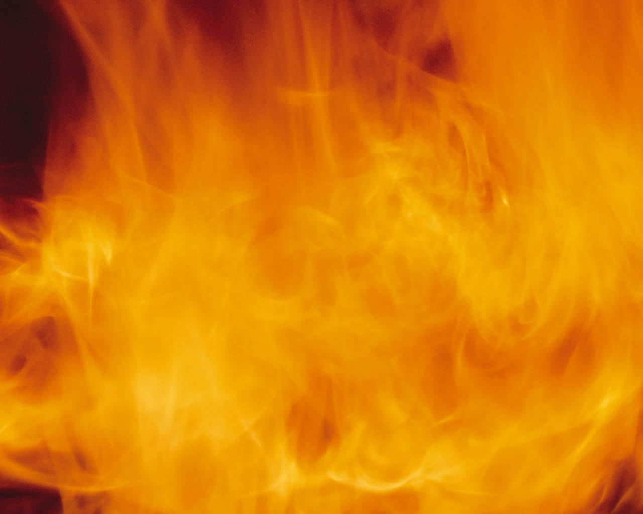 火焰特写 第一辑4K高清图片素材