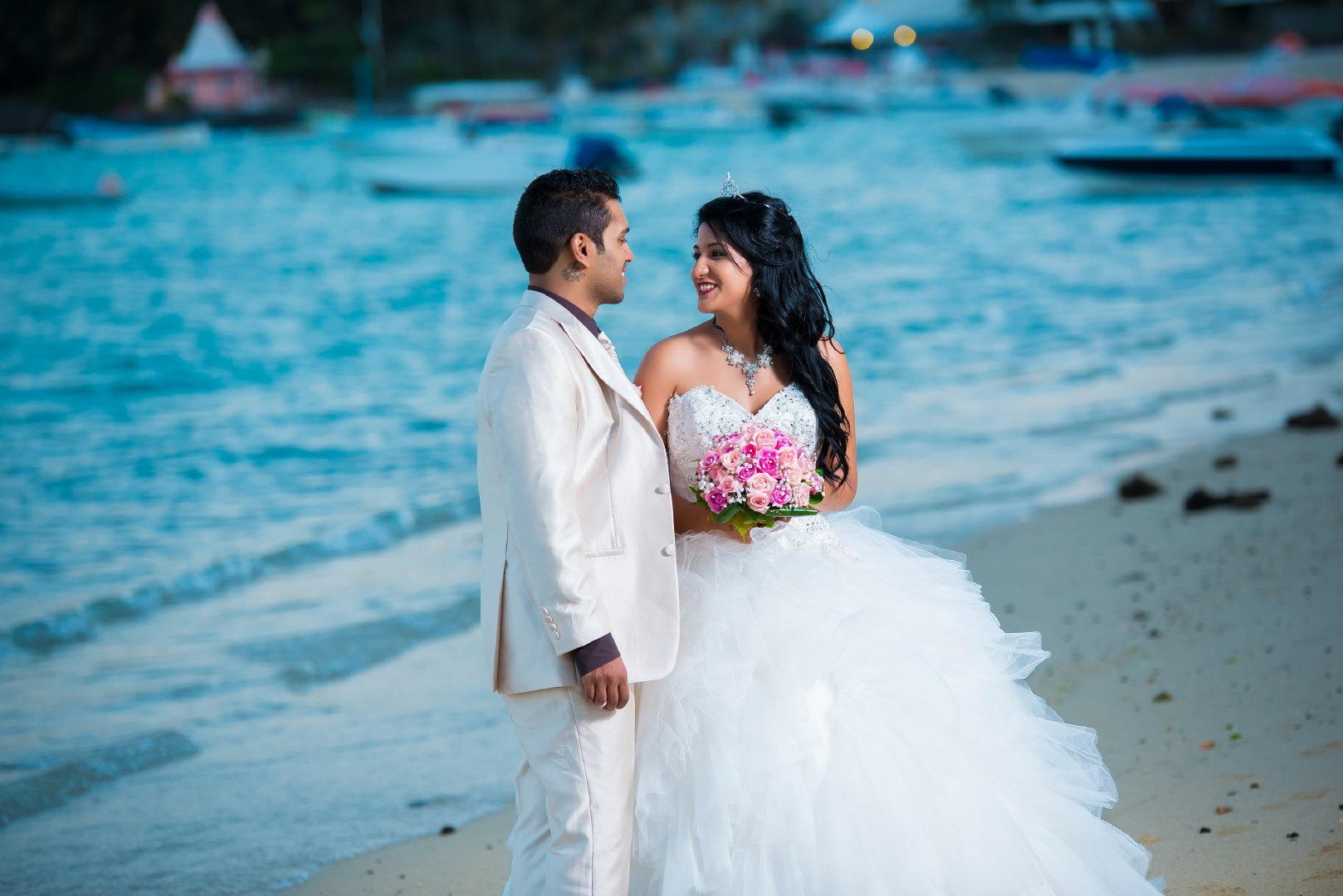 欧美浪漫婚纱人体艺术摄影