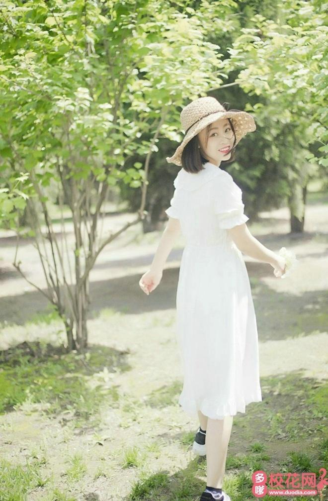 福建农林大学2019级校花欧丽美