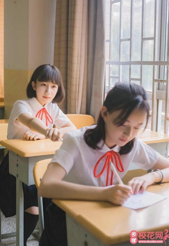 南通理工学院2018级校花李佳雯