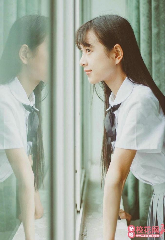 昌吉学院2018级校花朱嘉丽