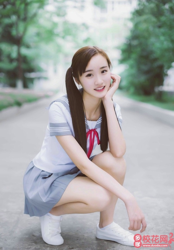 延安大学校花周燕清