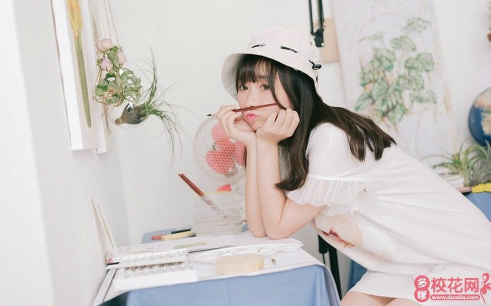 文山学院校花连筱燕