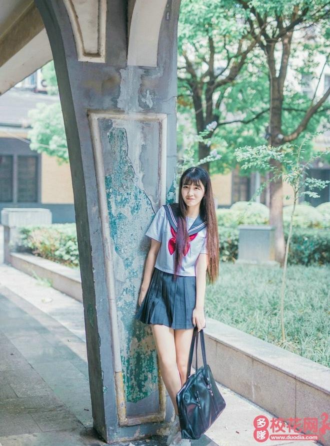 哈尔滨广厦学院2019级校花王珍