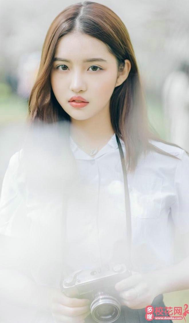 闽南理工学院2018级校花何枝