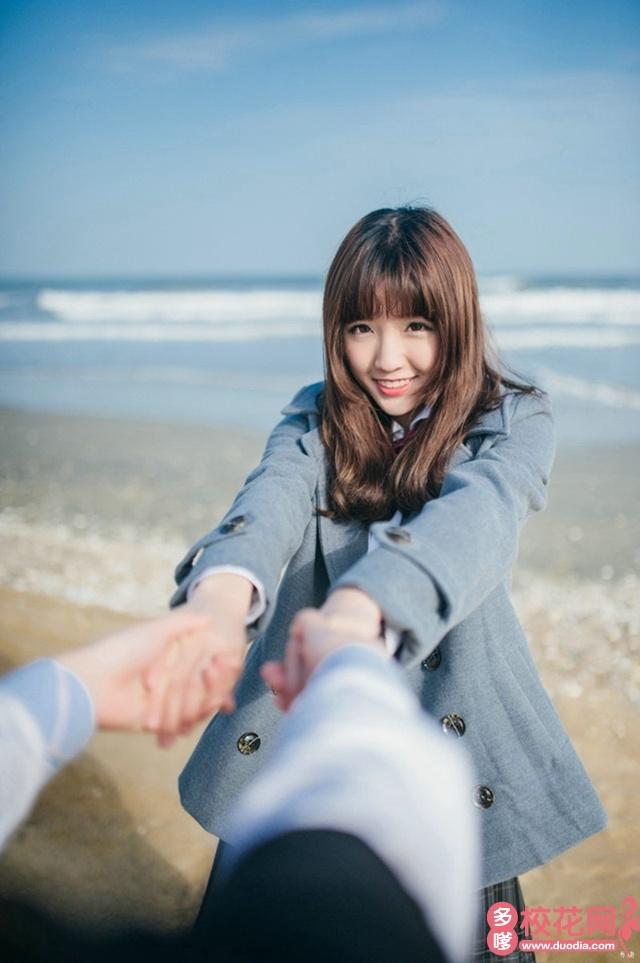 石家庄铁道大学2018级校花黄绮琪