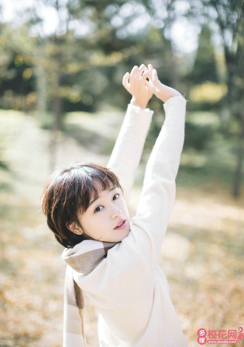 延安大学2019级校花许晓琳