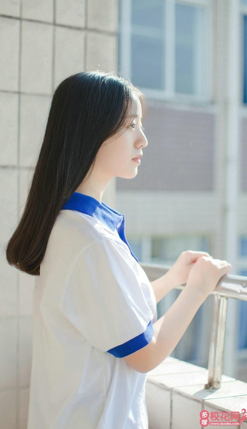岭南师范学院2018级校花齐依