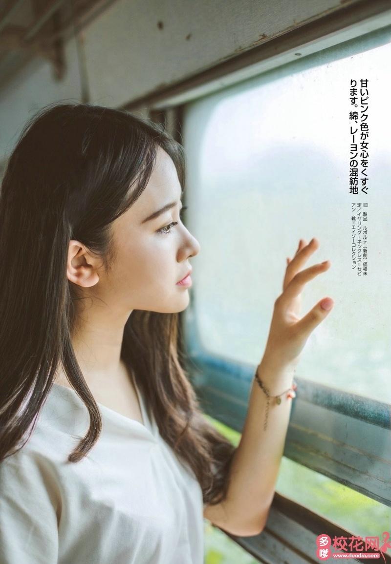 广西中医药大学赛恩斯新医药学院2019级校花颜学闽