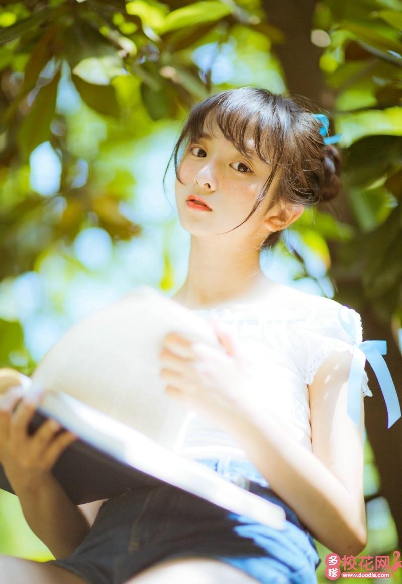 吉林大学校花杨雅鑫