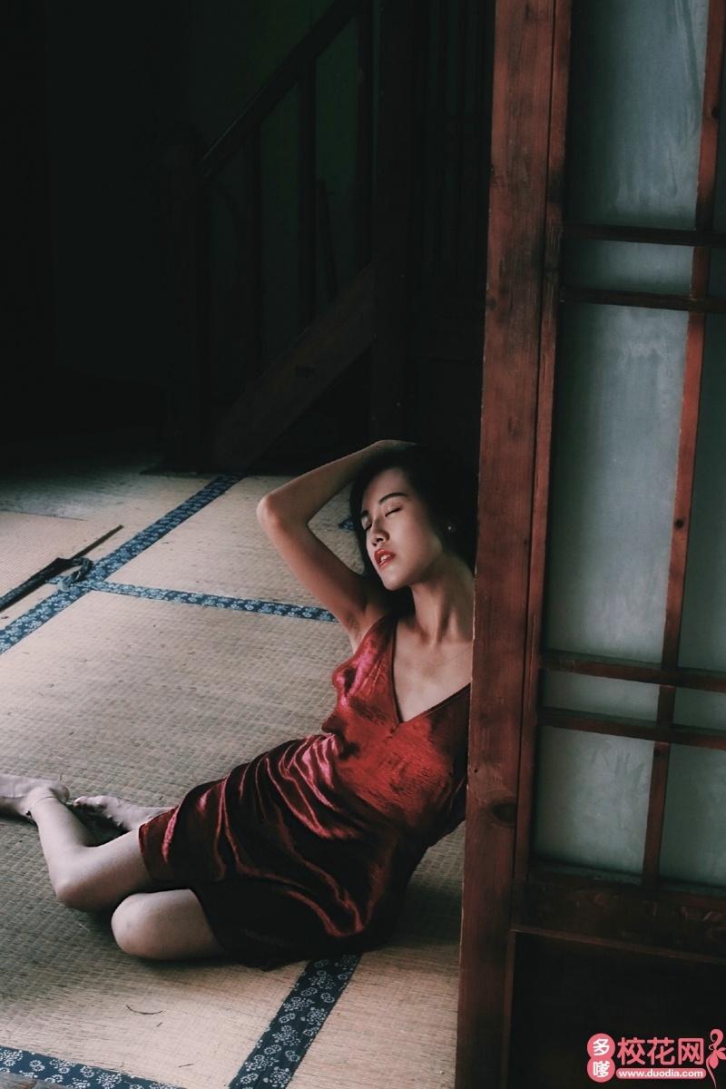 沈阳药科大学2019级校花陈竹君