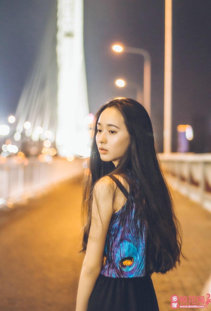 西安理工大学2018级校花刘晓君