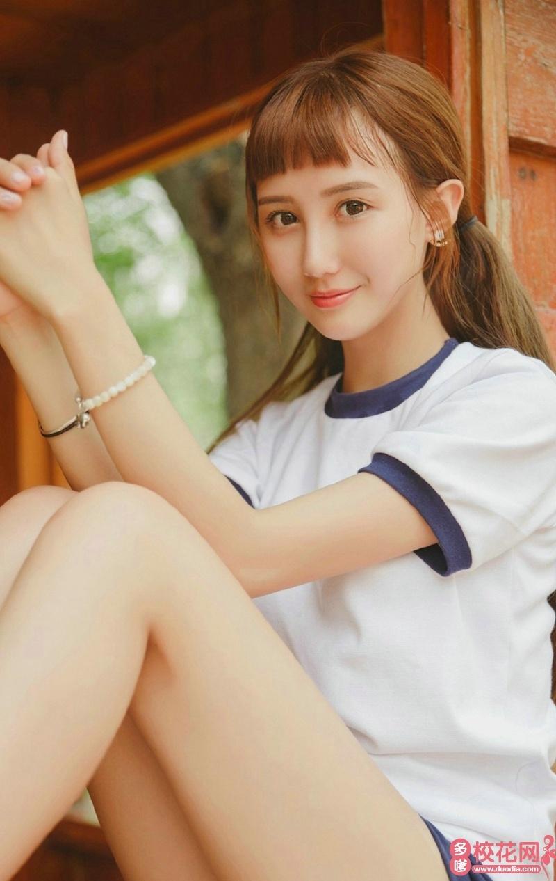 河北师范大学汇华学院校花袁婷