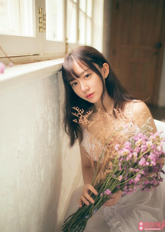 南开大学滨海学院2019级校花蔡雅姗