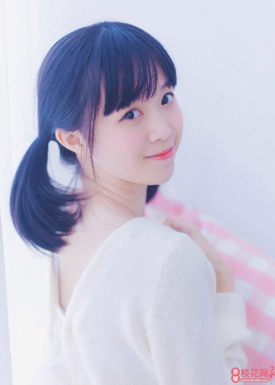 山西财经大学华商学院2019级校花黄诗澜
