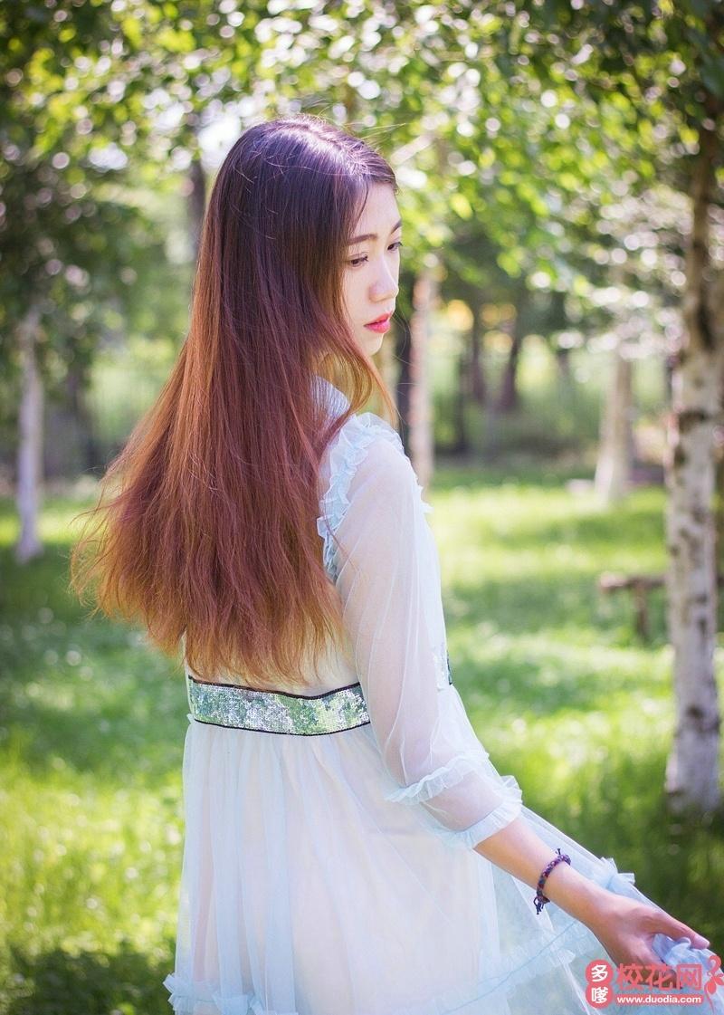 海南大学2019级校花李垚