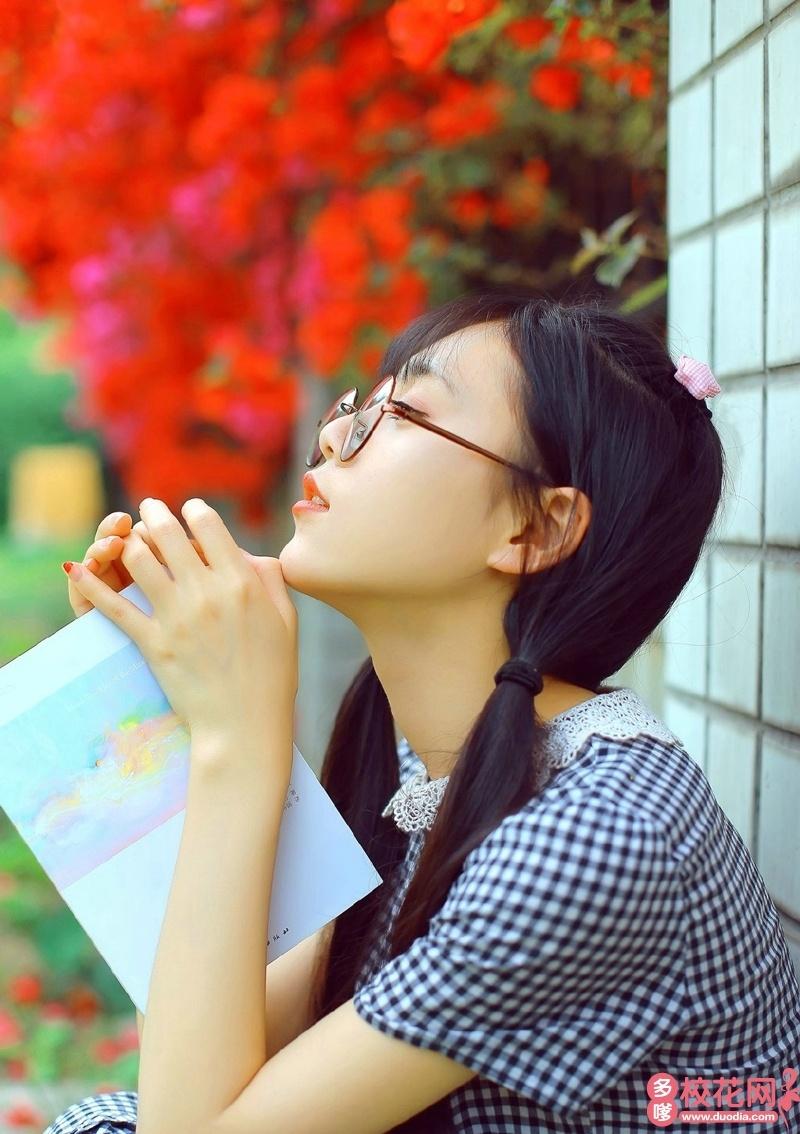 洛阳师范学院校花刘霜霜
