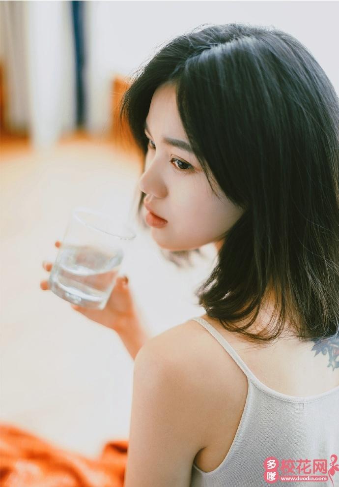 东北电力大学2019级校花袁莹华