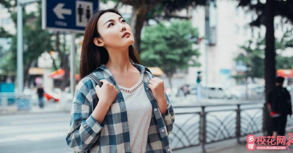 桂林航天工业学院校花曾娜