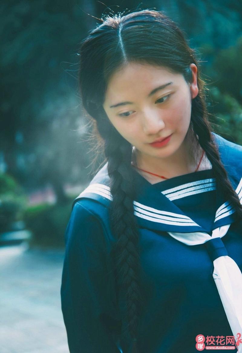 贵州师范学院2018级校花陈旌