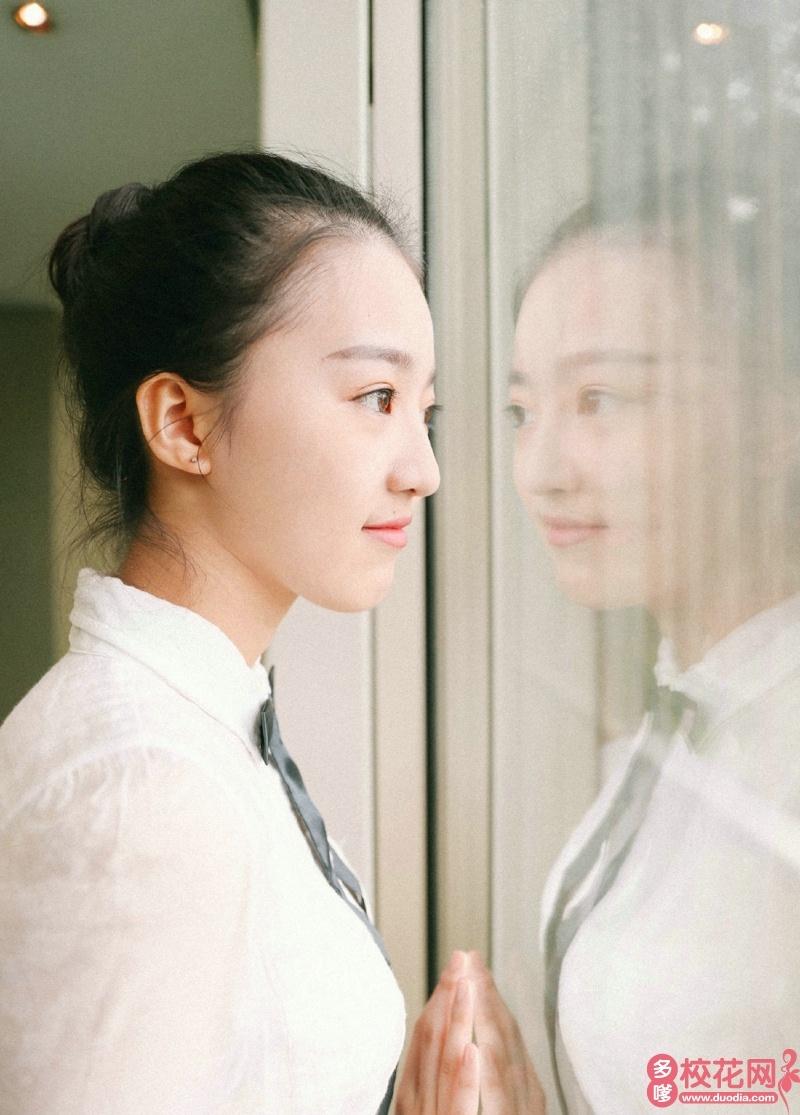 深圳市红岭中学2018级校花王舞