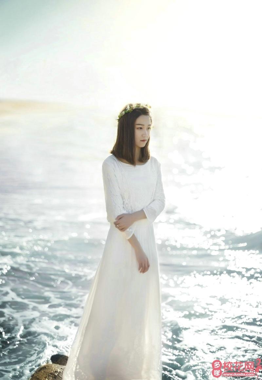 曹县培英学校2018级校花方佳丽