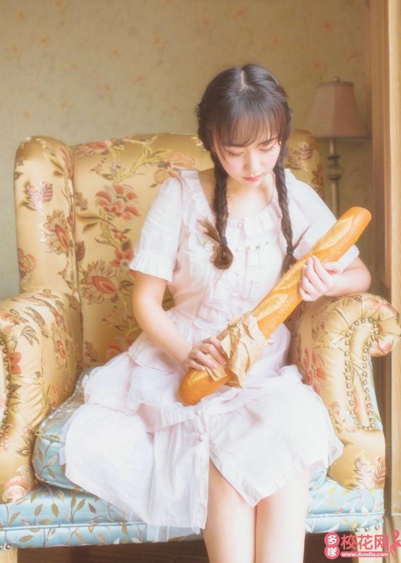222019级校花刘丽芳