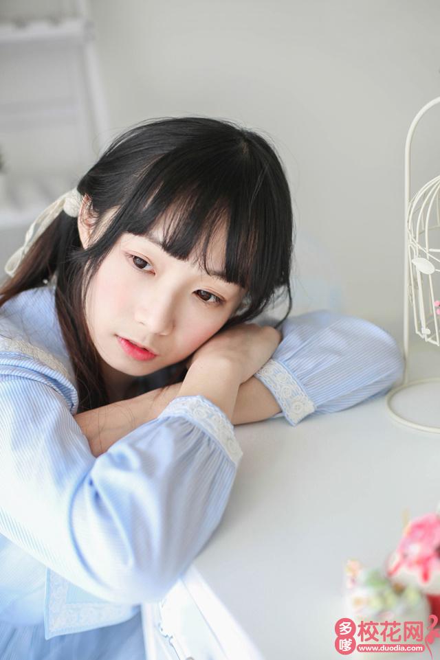 城阳第一高级中学2019级校花王艳芳