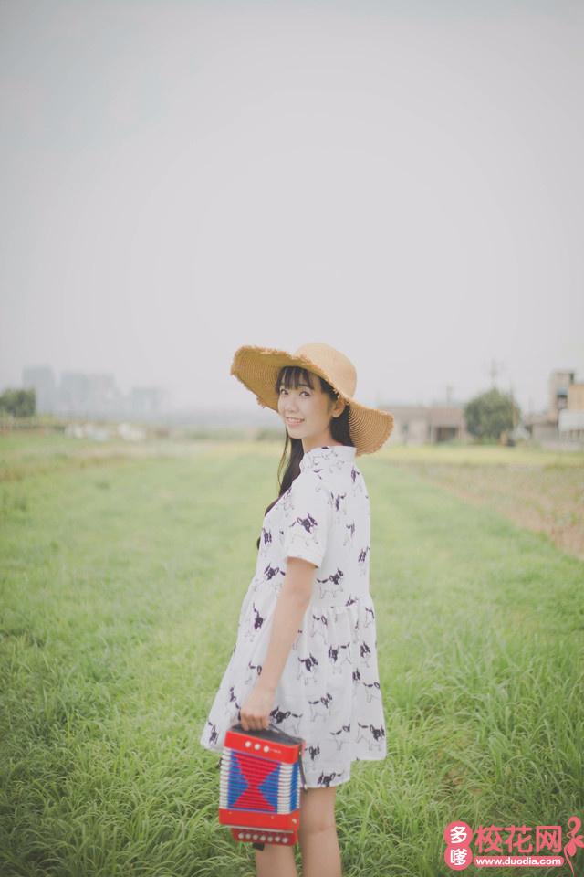 长沙铁路第二中学2018级校花周嘉懿