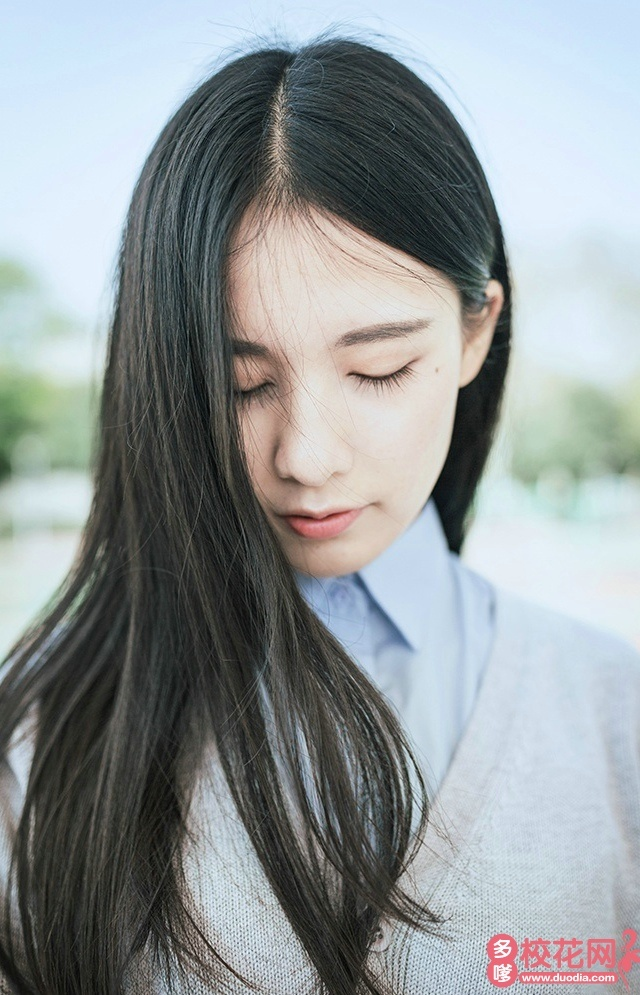 济南市历城区第三中学2019级校花杨碧