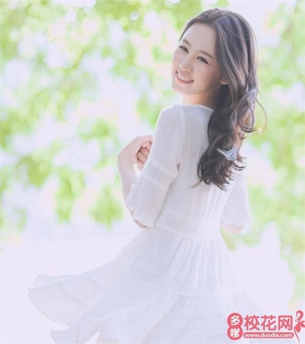 常熟市尚湖高级中学2019级校花阳佩玉