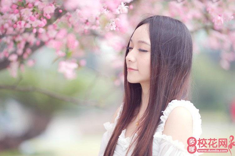 华北电力大学2019级校花李兰