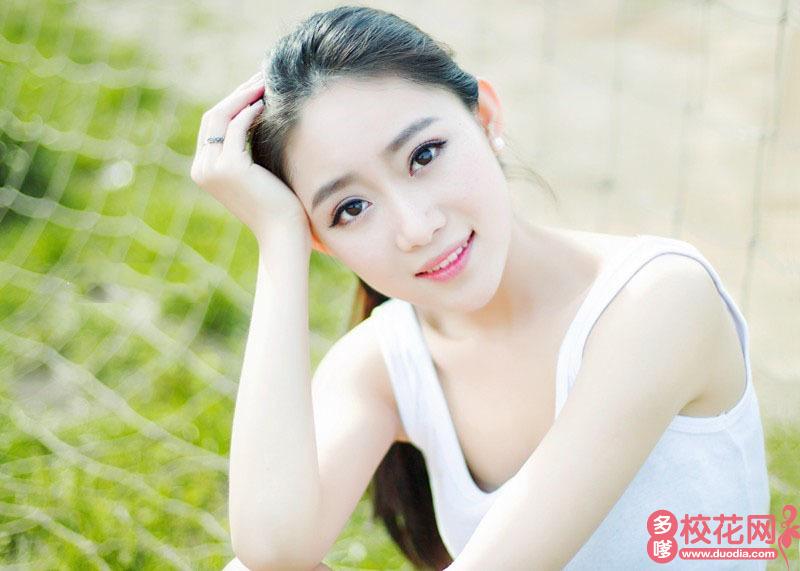 杭州师范大学2018级校花滕丽丽