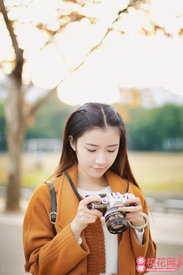 广东外语外贸大学2019级校花辛雯琪