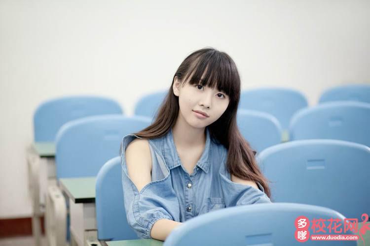 广西民族大学校花解颖