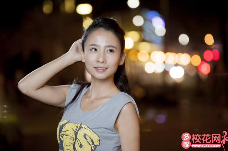 郑州轻工业学院2019级校花王一菲